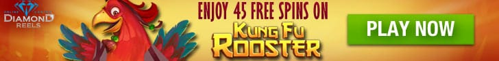 diamond reels casino 45 free spins no deposit